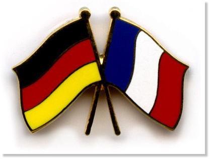 フランス対ドイツ